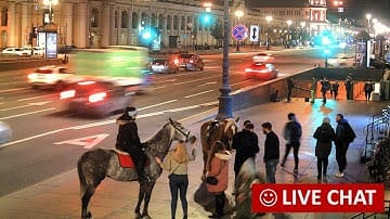 Nevskiy avenue St. Petersburg / Невский пр. Санкт-Петербург
